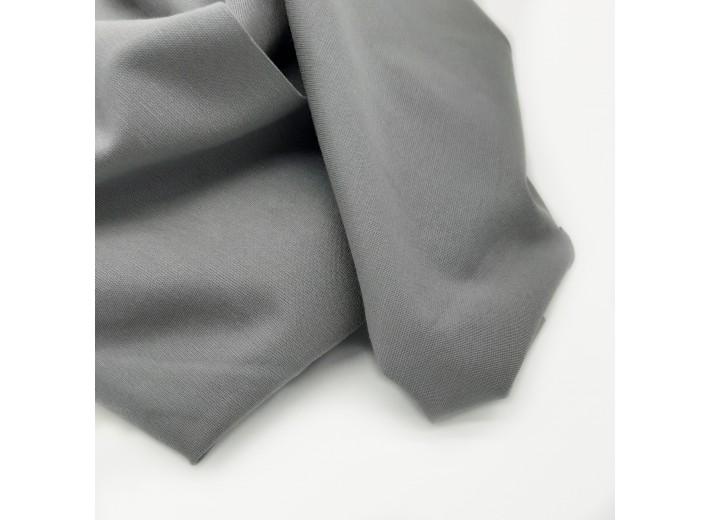 Джерси плательный Серый