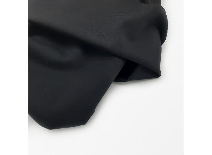 Джерси плательный Черный