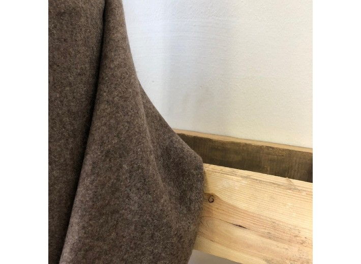 Трикотаж плательно-костюмный Пыльно-коричневый