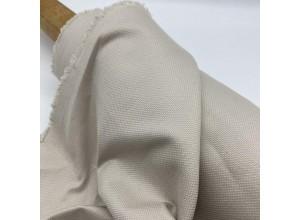 Ткань фактурная с эластаном Светло-серый