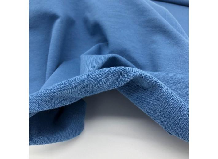 Футер 2х нитка петля Серо-голубой