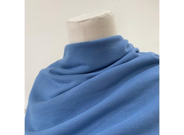 Футер 3х нитка петля Серо-голубой (диагональ)