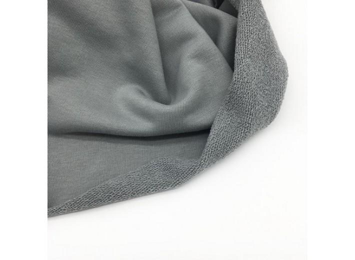 Футер 3х нитка петля Светло-серый