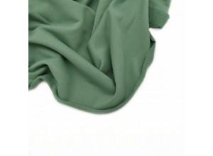 Футер 3х нитка петля Зеленый иней (диагональ)