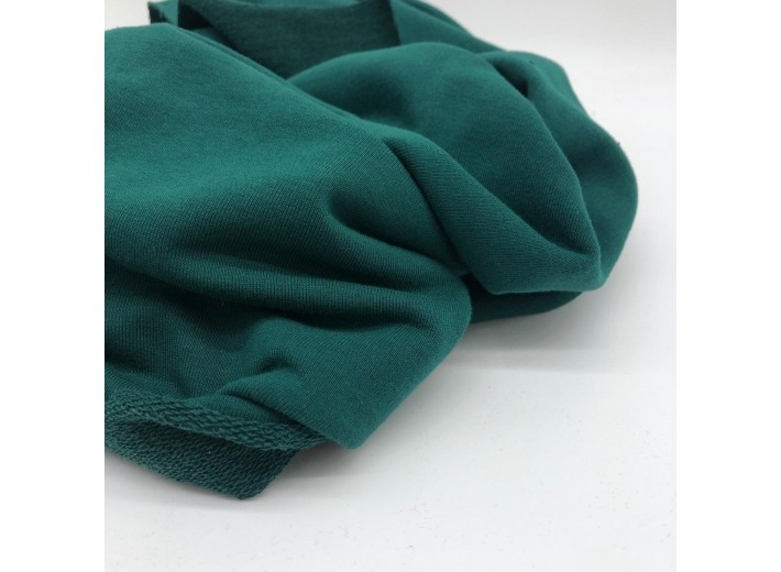 Футер 3х нитка петля Лесная зелень