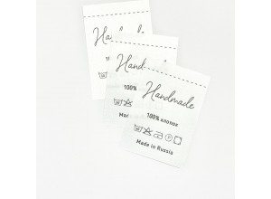 Составник Handmade 100% х/б сатин (упаковка 10шт)