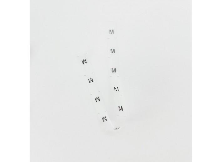 Размерник M силикон (упаковка 10шт)