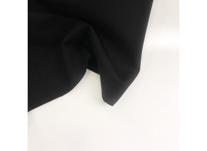 Джерси костюмный Черный