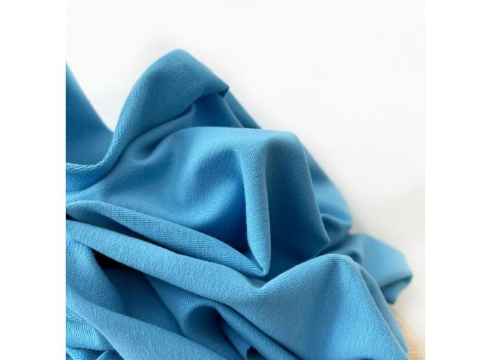 Футер 2х нитка петля Голубой