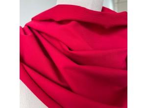 Футер 2х нитка петля Красная малина
