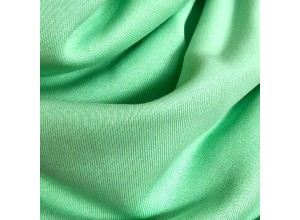 Футер 3х нитка петля Райская зелень