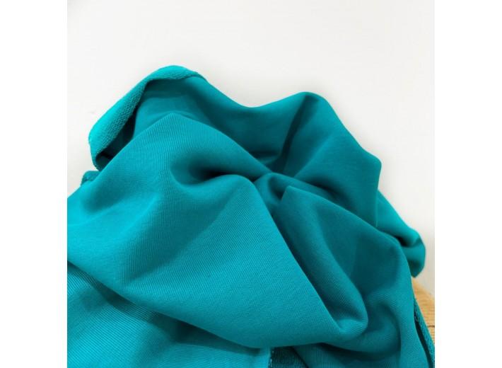 Футер 3х нитка петля Тропический зеленый