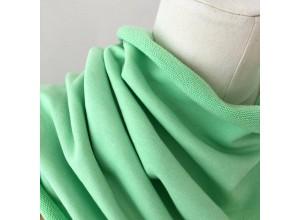 Футер 3х нитка петля Бледно-зеленый