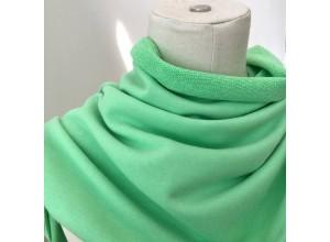 Футер 3х нитка петля Светло-зеленый