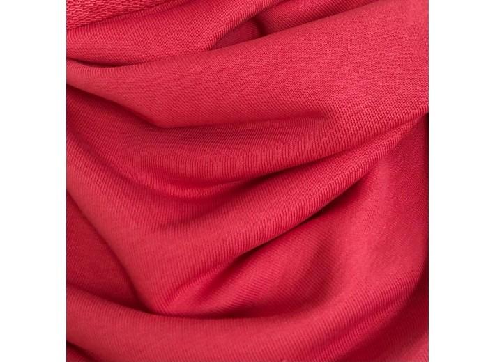 Футер 3х нитка петля Розовый пунш