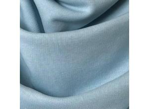 Футер 3х нитка петля Нежно-голубой