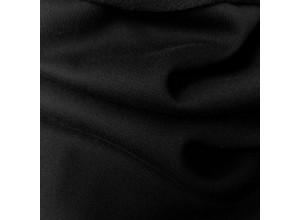 Футер 3х нитка с начесом Черный (Американский)