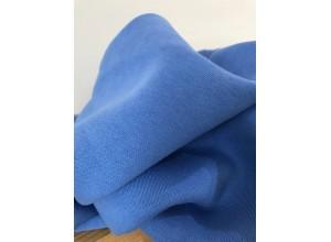 Футер 3х нитка с начесом Прованский синий