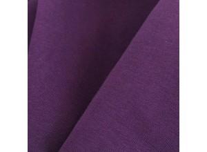 Футер 3х нитка с начесом Темно-фиолетовый