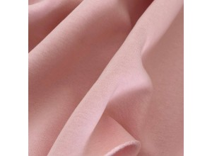 Футер 3х нитка с начесом Нежно-розовый