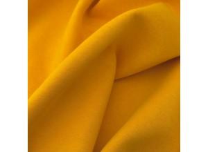 Футер 3х нитка с начесом Желтый одуванчик
