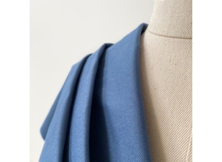 Хлопок костюмно-плательный Индиго (245 г/м2)