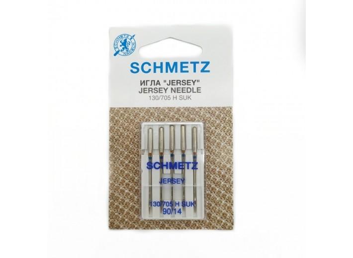 Иглы машинные SCHMETZ JERSEY (№90)