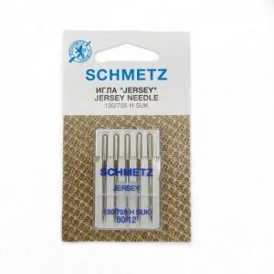 Иглы машинные SCHMETZ JERSEY (№80)