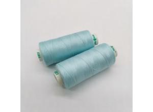 Нитки Dor Tak №681 Мятно-голубой/Мята (бархатный футер)