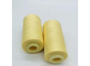 Нитки Euron №140 U50/2 Светло-желтый (2229/134A)