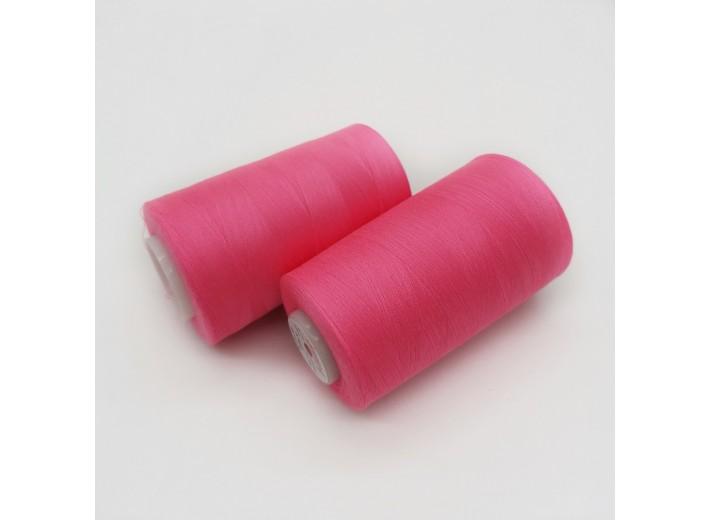 Нитки Euron №140 А50/2 Розовый фламинго (1161)