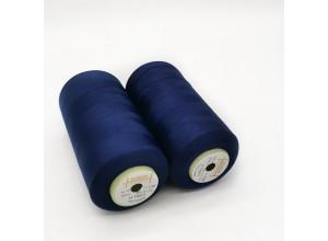 Нитки текстурированные Euron U 150/1 Темно-синий (2172)