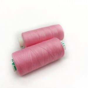 Нитки Dor Tak №131 Розовый леденец/Сухая роза