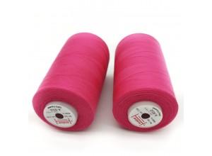 Нитки Euron №140 А50/2 Розовая азалия (1167)