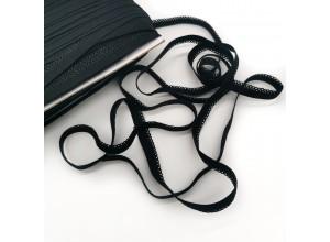 Резинка бельевая ажурная 10 мм Черный