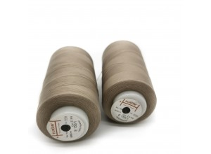 Нитки текстурированные Euron Е 150/1 крученые Какао  (2268)