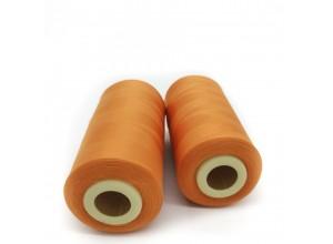 Нитки текстурированные Euron U 150/1 Морковный (2125)