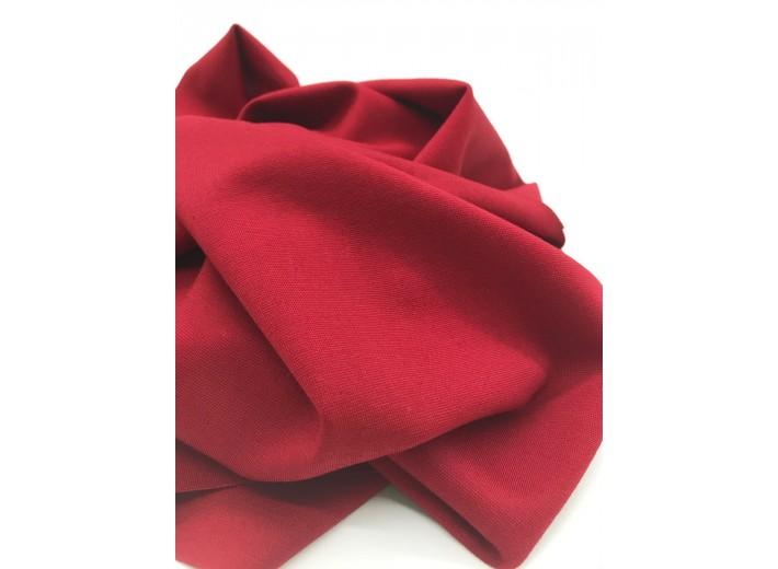 Джерси плательный Темно-красный
