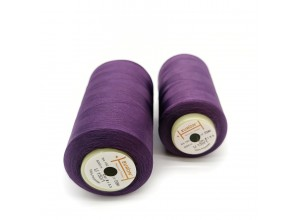 Нитки текстурированные Euron U 150/1 Темно-фиолетовый (2153)