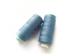 Нитки Dor Tak №381 Ниагара фламэ/Пыльно-голубой (3х нитка петля)