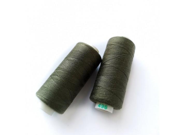 Нитки Dor Tak №496 Болотный (3х нитка начес)