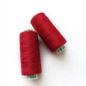 Нитки Dor Tak №594 Красный фламэ