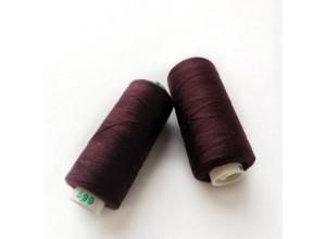 Нитки Dor Tak №599 Бордово-коричневый