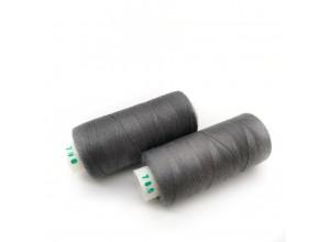 Нитки Dor Tak №700 Серый меланж (3х нитка начес)