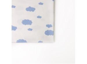 """Интерлок """"Голубые облака"""""""