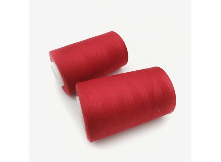Нитки Euron №120 А40/2 Красный (1114)