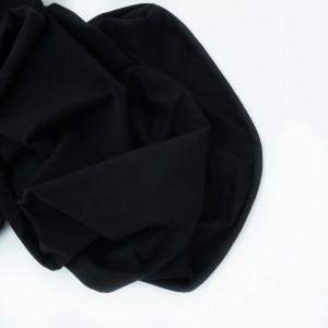 Кулирная гладь Черный (170 г/м2)