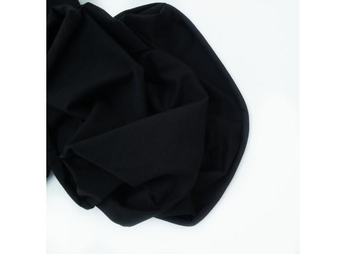 Кулирная гладь Черный (210 г/м2)