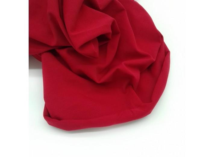 Кулирная гладь Красный (190 г/м2)