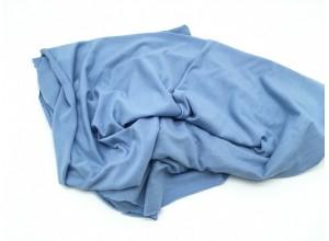 Кулирная гладь Модал голубой (165 г/м2)